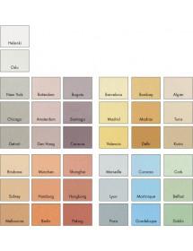 Tabulka barevných odstínů ProCrea