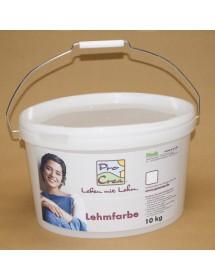 Hliněná barva ProCrea 10 kg