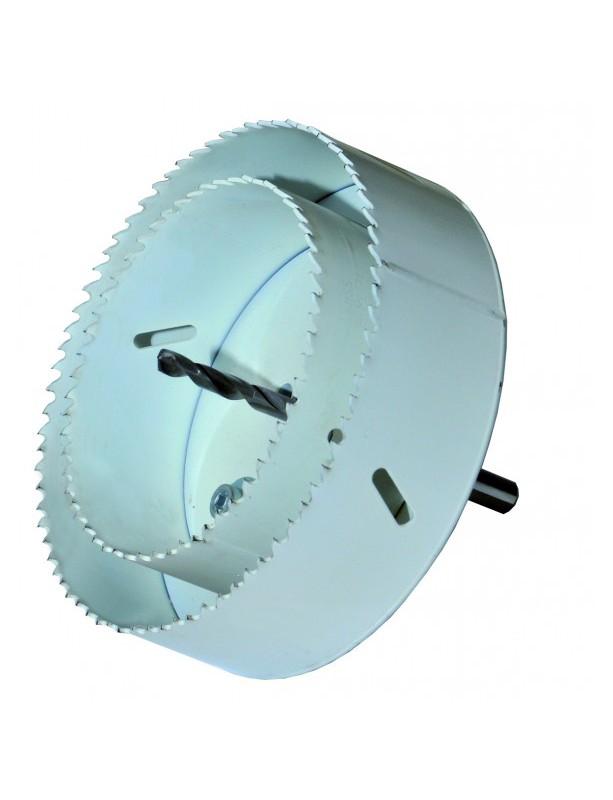 Frézovací hlavice pro hliněné panely ProCrea® pro stěnové topení