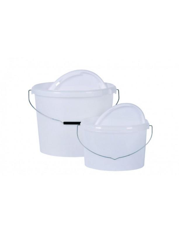 Umělohmotný kbelík 11,6 l - včetně víka