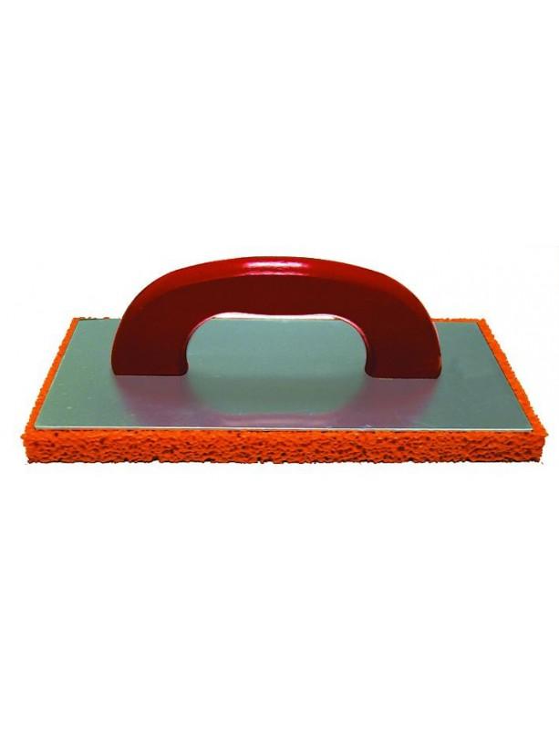 Hliníkové hladítko filcovací 280 x 140 mm silně pórovité