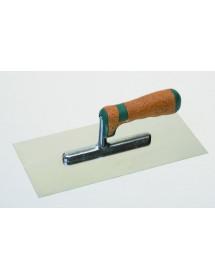 Nerezové hladítko,série Kork 280 x 130 x 0,75 mm